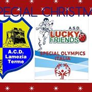 SPECIAL CHRISTMAS PLAY UNIFIED ACD LAMEZIA TERME & LUCKY