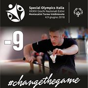 Lucky ROAD TO NAZIONALI MONTECATINI SPECIAL OLYMPICS